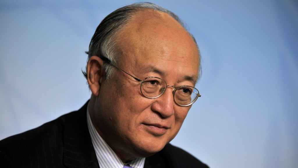 На 72-годишна възраст почина Юкия Амано, генерален директор на МААЕ