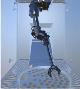 В Русия създават робот-манипултор, устойчив на интензивна рдиация