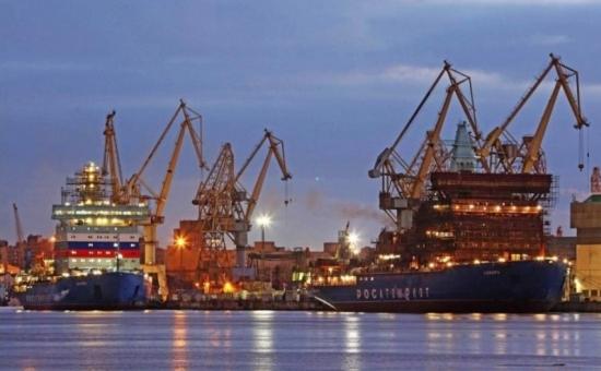 """""""Росатомфлот"""" подписа договор за строителството на още два универсални атомни ледоразбивача по проекта 22220"""