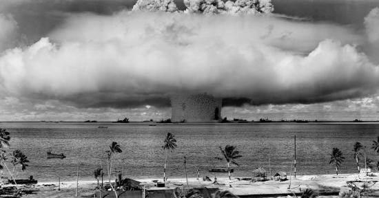 """Учените фиксираха на Маршаловите острови ниво на радиация """"като в Чернобил 1986"""""""