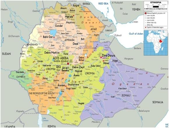 Росатом ще строи АЕЦ в Етиопия