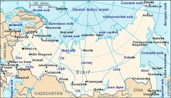 Инцидентът в Русия няма трансграничен радиоактивен отпечатък