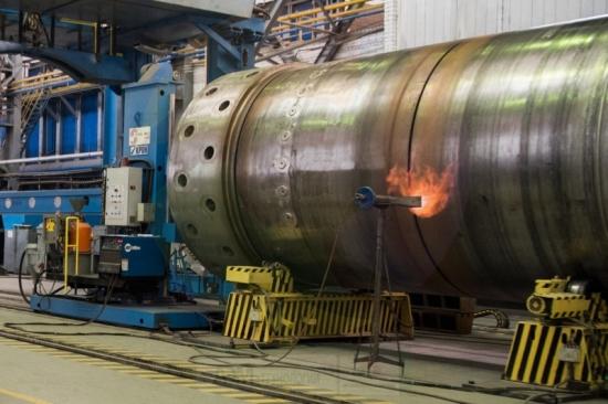 """В Петрозаводск започна сглобяването на компенсатора на налягането за АЕЦ """"Куданкулам"""" в Индия"""