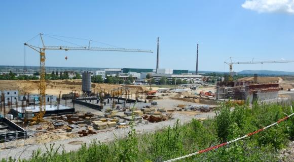 Строителството на Националното хранилище за радиоактивни отпадъци – две години след старта – прессъобщение