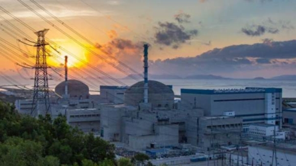 Втори китайски енергоблок с реактор EPR-1600 излезе на номинална мощност