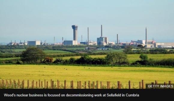 Гигантът за енергийни услуги Wood се изтегля от ядрения бизнес във Великобритания