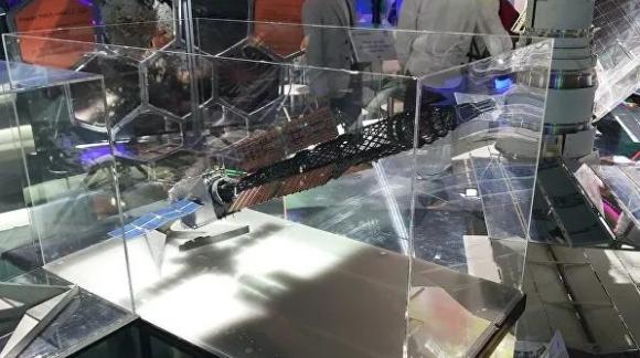 Космическият ядрен влекач беше представен за първи път на MAKS-2019