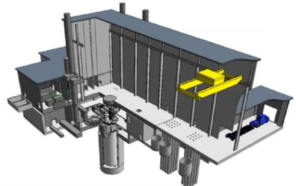 Министерството на енергетиката на САЩ ще разработи тестов ядрен реактор