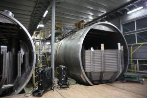 """Първият парогенератор за АЕЦ """"Аккую"""" е оборудван с вътрешнокорпусните устроиства"""