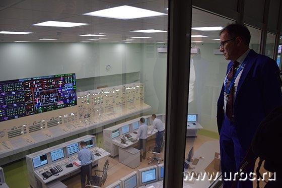 Белоярска АЕЦ – Пълномащабният тренажор на четвърти енергоблок с БН-800 вече е в промишлена експлоатация