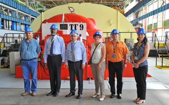 Генералният директор на Агенцията за ядрена енергия към ОИСР посети АЕЦ Козлодуй