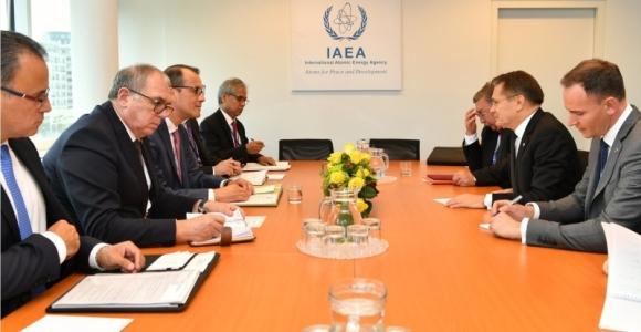 """""""Росатом"""" подкрепя МААЕ за обучението на кадри в страните, които сега навлизат в ядрената енергетика"""