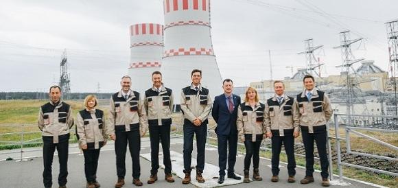 Германски ядрени специалисти посетиха Нововоронежската АЕЦ