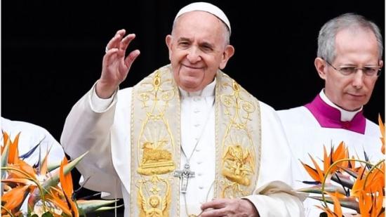 Дойде време за прекратяване на зависимостта от изкопаемите горива и преминаване към екологично-чисти форми на енергия – Папа Франциск