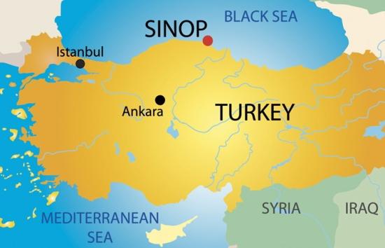 """Турция – Проектът за изграждане на втората АЕЦ """"Синоп"""" на брега на Черно море е спрян"""