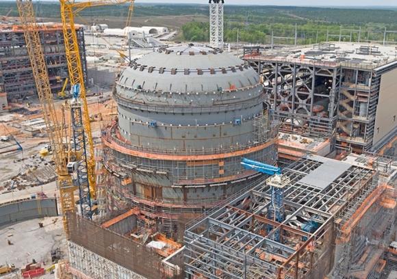 "Последният основен модул за проекта АЕЦ ""Vogtle"" 3 и 4 на Georgia Power пристигна на площадката"