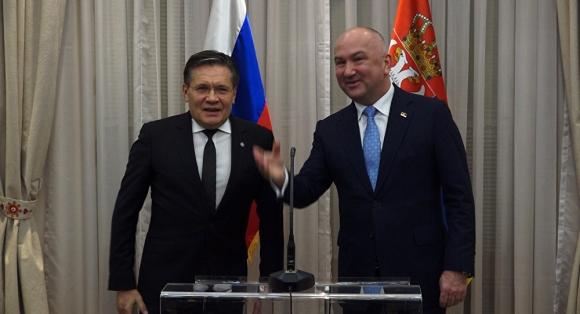 Русия и Сърбия подписаха споразумение за изграждане на Център за ядрена наука, технологии и иновации – прессъобщение
