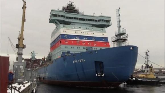 Съревнованието между Русия и САЩ за Арктика навлиза в нов етап