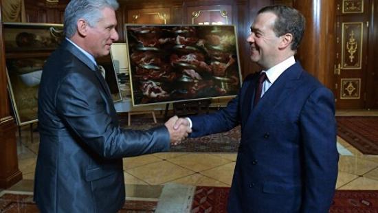 Русия и Куба обсъждат строителството на център за радиационна обработка на селскостопанска продукция