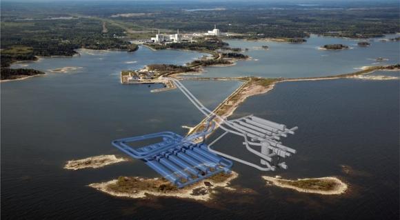 Швеция / регулаторът дава зелена светлина за разширяване на хранилището Forsmark за РАО