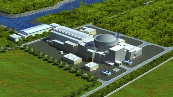 Нова АЕЦ с два реактора Hualong One (Китайски дракон) получи лицензия са строителство