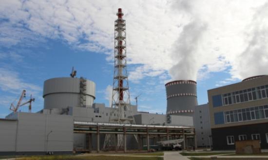 Новият енергоблок на Ленинградската АЕЦ произведе през първата си година над 6,5 милиарда kWh електроенергия