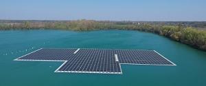В Германия ще построят първата плаваща слънчева електроцентрала