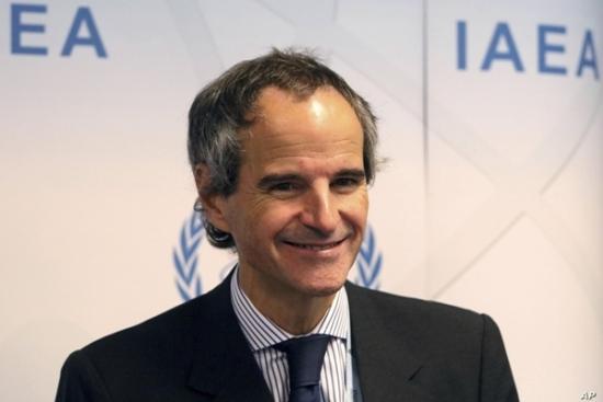 МААЕ ще се ръководи от аржентинския дипломат Рафаел Гроси