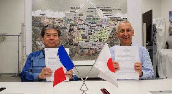 """Orano и Tepco ще си сътрудничат при извеждането на АЕЦ """"Фукушима"""" от експлоатация"""