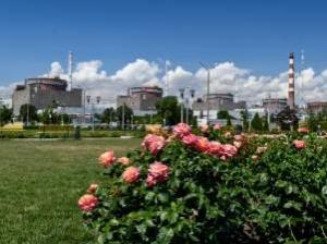Украйна – Търговско-диспечерски отдел е създаден в Запорожската АЕЦ