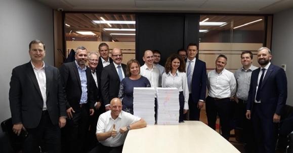 """Подписан е договор за доставка на основния набор от автоматизирани системи за управление на процесите за втория етап на АЕЦ """"Пакш"""" (Унгария)"""