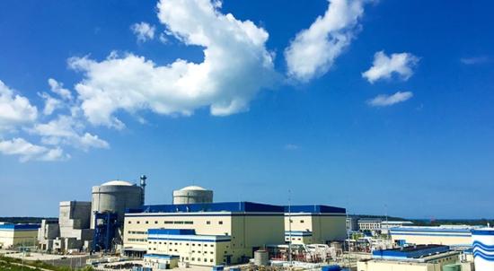 """Китай започва изграждането на два енергоблока с реактори Hualong One на площадката на АЕЦ """"Чанцзян"""""""