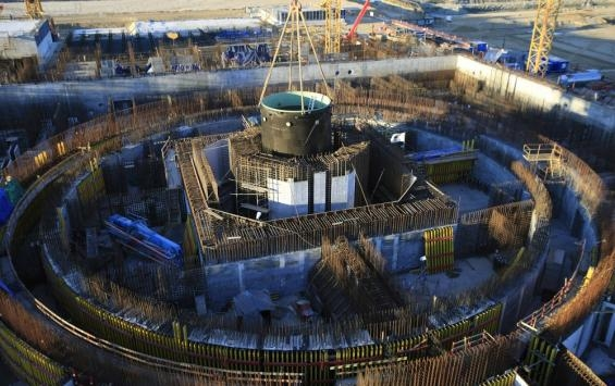 """Курска АЕЦ-2 – Строителите поставиха """"капана за стопилката"""" на втори енергоблок"""