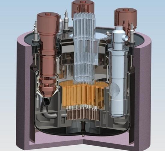 Решението за изграждане на бърз реактор с мощност 1200 MW ще бъде взето през 2022 година