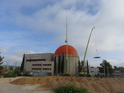 """Испания – Enresa започна демонтирането на купола на АЕЦ """"Zorita"""""""