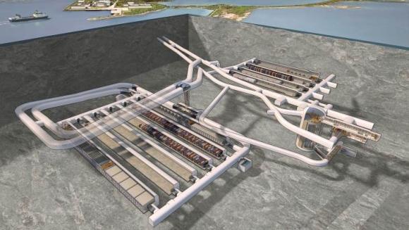 Швеция – екологичният съд одобри разширяването на хранилището за РАО