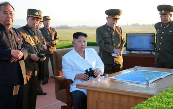 КНДР – Ново успешно изпитание на ракетния полигон Сохе