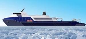 """Проект на постановление за финансиране на атомния ледоразбивач от ново поколение """"Лидер"""" е внесен в Правителството на РФ"""