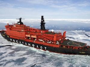 «Росатом» е вложил в удължаване ресурсите на ледоразбивачния флот над 5 милиарда рубли