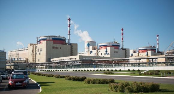 Ростовска АЕЦ – фалшиво задействане на една от системите за пожарогасене