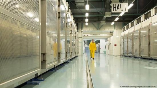 Иран – АО «ТВЭЛ» спря работата по модифициране на газовите центрофуги в обекта Фордо за производство на стабилни медицински изотопи