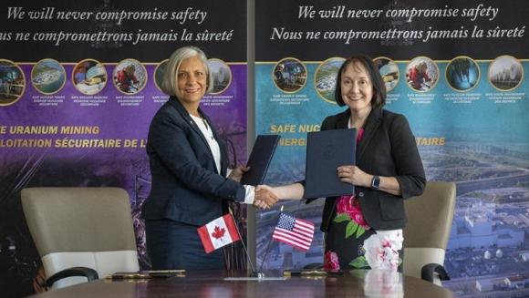 Американските и канадските регулатори избират малък модулен реактор (SMR) за съвместен преглед