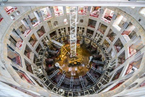 ITER – Строителството на сградата на най-големия реактор излиза на финалната права