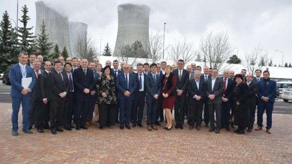 Мисията на МААЕ вижда ангажимент за безопасност в Словашката АЕЦ преди търговската експлоатация на трети енергоблок