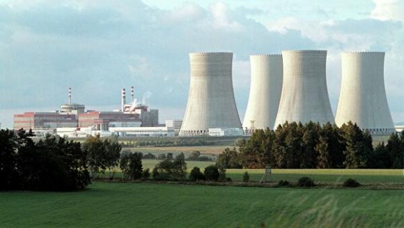 """Първи блок на чешката АЕЦ """"Темелин"""" беше изведен на пълна мощност след спирането му"""