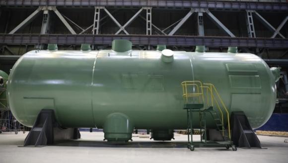 """Атоммаш"" произведе парогенераторите за строящия се четвърти енергоблок на АЕЦ ""Куданкулам"" в Индия"