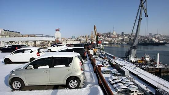 Във Владивосток пристигна радиоактивна кола от Япония