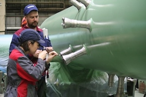 """""""Петрозаводскмаш"""" произведе главния циркулационен тръбопровод за четвърти блок на индийската АЕЦ Куданкулам"""