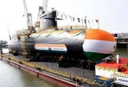 ВМС на Индия планират да закупят 24 нови подводници, включително шест атомни