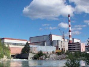 Колската АЕЦ обеззаразява отпадните води с ултравиолетова светлина